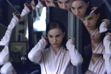 """Natalie Portman is shown in a scene from """"Black Swan."""" (Photo credit: Fox Searchlight)"""