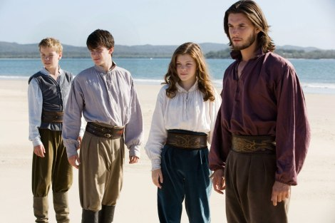 """Above, a scene from """"The Chronicles of Narnia: Voyage of the Dawn Treader."""" (Photo credit: 20th Century Fox)"""