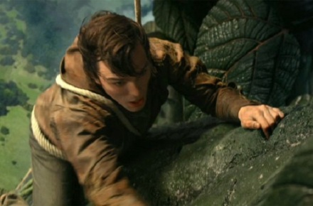 "Nicholas Hoult is shown in a scene from ""Jack the Giant Killer."" (Photo credit: Warner Bros. Pictures)"