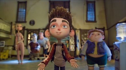 "Above, a scene from ""ParaNorman."" (Photo credit: Focus Features)"