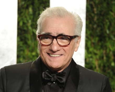 Above, Martin Scorsese at the Vanity Fair Oscar party in West Hollywood, Calif. (Photo credit: AP photo by Evan Agostini, file)