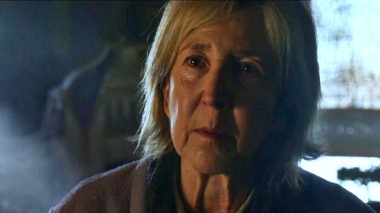 "Lin Shaye is shown in a scene from ""Insidious: Chapter 3."" (Photo credit: Focus Features)"