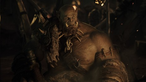 "Above, a scene from ""Warcraft."" (Photo credit: Universal Pictures)"