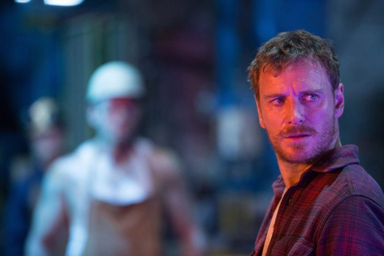 "Michael Fassbender, as Magneto, is shown in a scene from ""X-Men: Apocalypse."" (Photo credit: Twentieth Century Fox Film Corporation)"