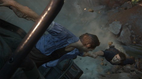 "A scene from ""Uncharted 4: A Thief's End."" (Photo credit: Naughty Dog)"