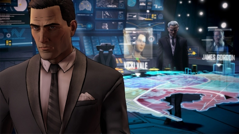 "Bruce Wayne seeks to uncover the mysteries surrounding Gotham City in ""Batman: The Telltale Series."" (Photo credit: Telltale Games)"