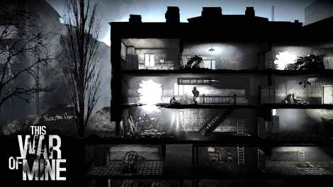 "A scene from ""This War of Mine."" (11 bit studios)"